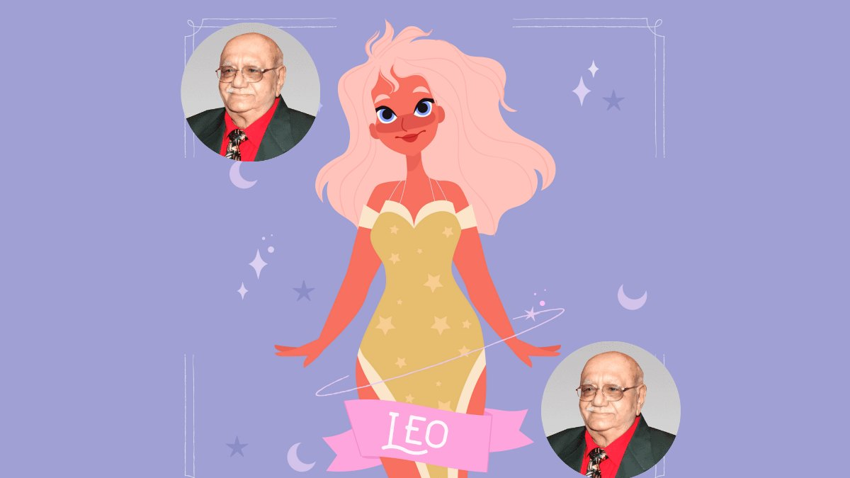 bejan daruwalla and a leo woman