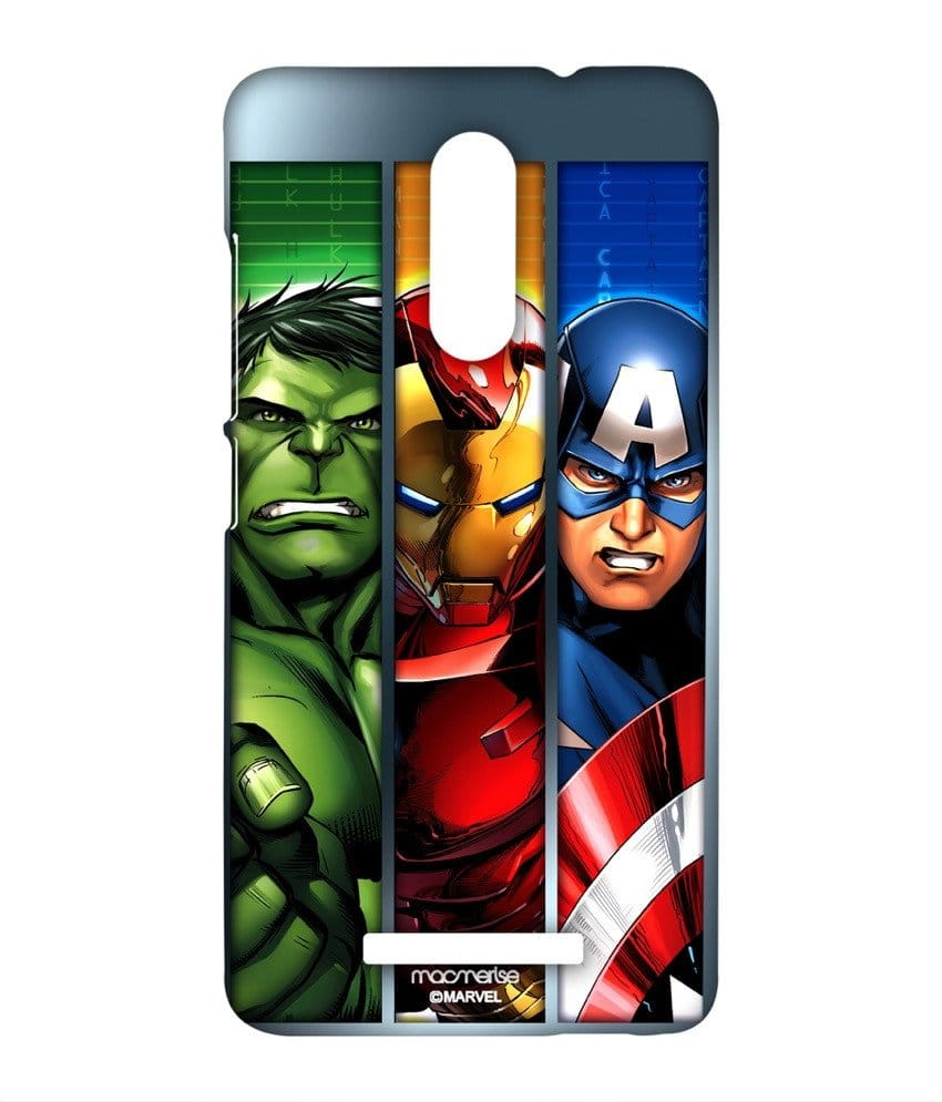 Super Heroes Mobile Case for Xiaomi Redmi Note 3