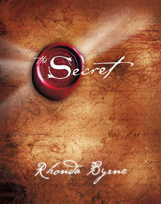 Books that can change your life: Secret by Rhonda Byrne