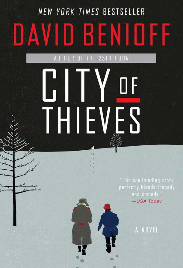 City of Thieves: Book Cover