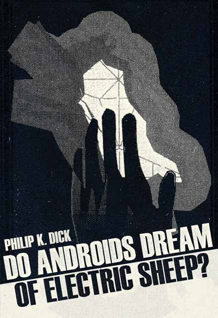Do Androids Dream of Electric Sheeps?: Book Cover