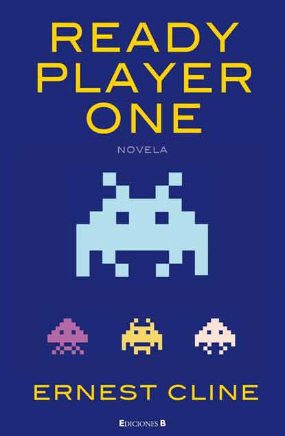 Ready Player One: Book Cover