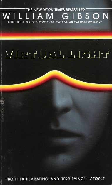Top Cyberpunk Books: Virtual Light
