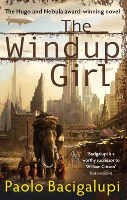 Windup Girl: Book