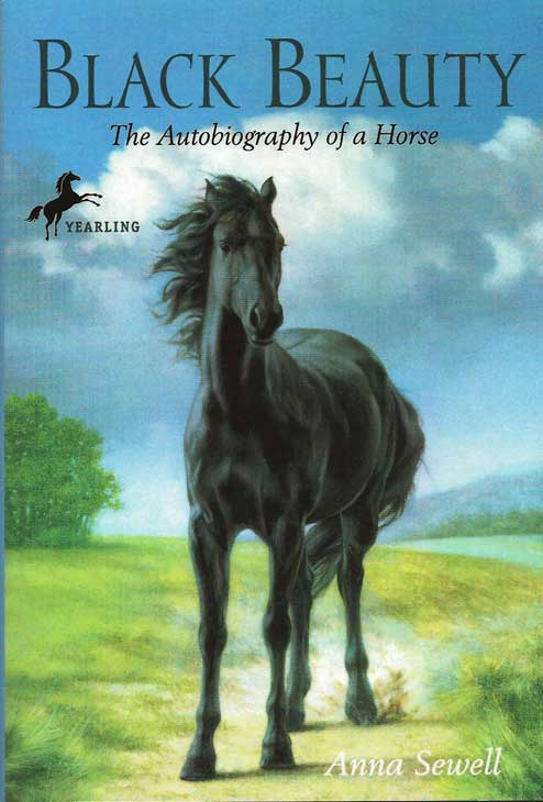 2) Black Beauty by Anna Sewell