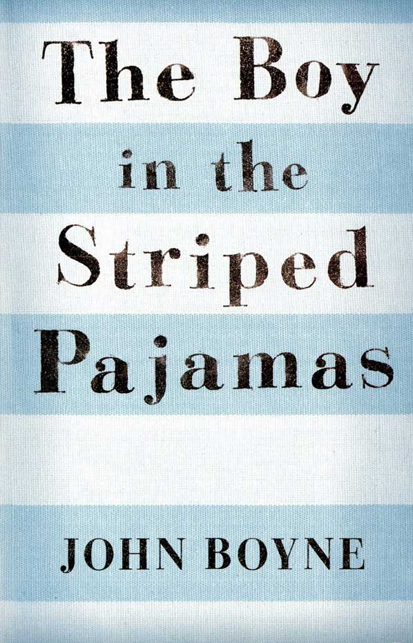 1) The Boy in the Striped Pyjamas by John Boyle