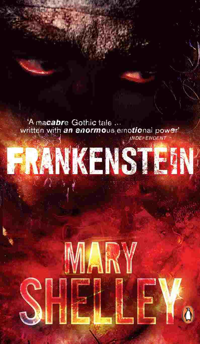 the theme of nature vs nurture in frankenstein a gothic novel by mary shelley
