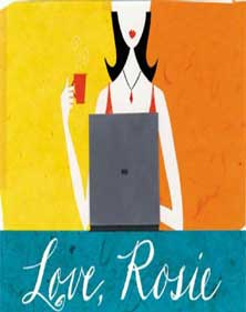 7) Love, Rosie by Cecelia Ahern Featured Image