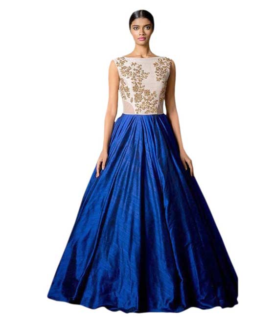 Fabboom Blue Others Gowns