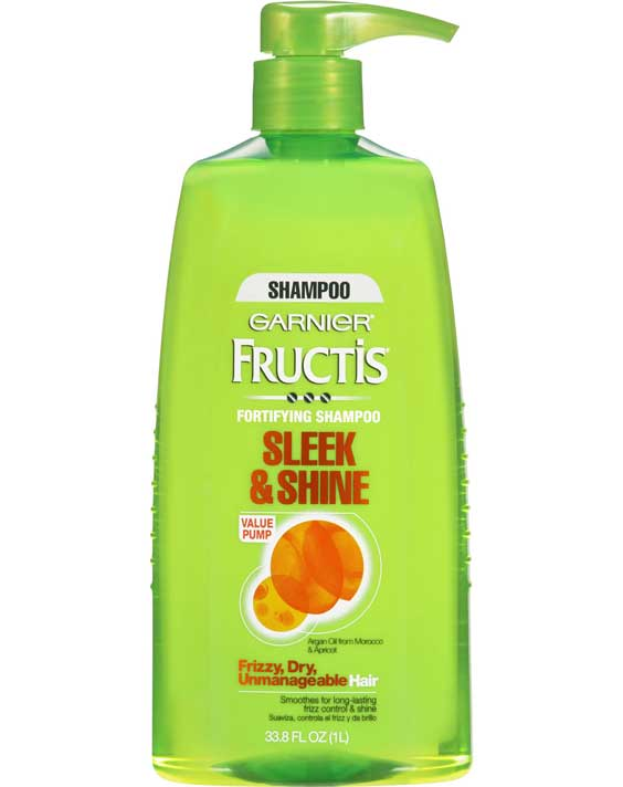 Garnier Fructis Sleek and Shine Fortifying Shampoo