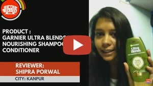 Garnier Ultra Blends Deep Nourishing Shampoo & Conditioner