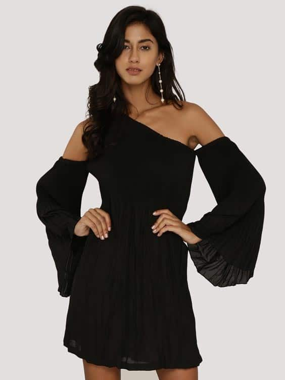 ridress-one-shoulder-pleated-dress