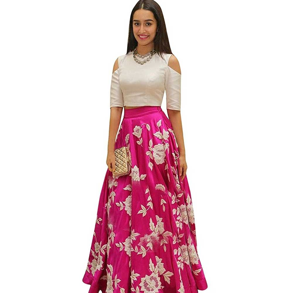 What to wear with a long skirt in winter: tips for fashionistas 3