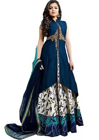 SKG FASHION Embroidered Lehenga Choli