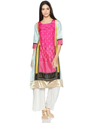 Gorgeous Multicoloured Kurti