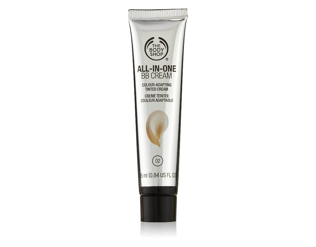 The Body Shop All-in-One BB Cream for Unisex