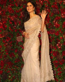 katrina kaif wear saree