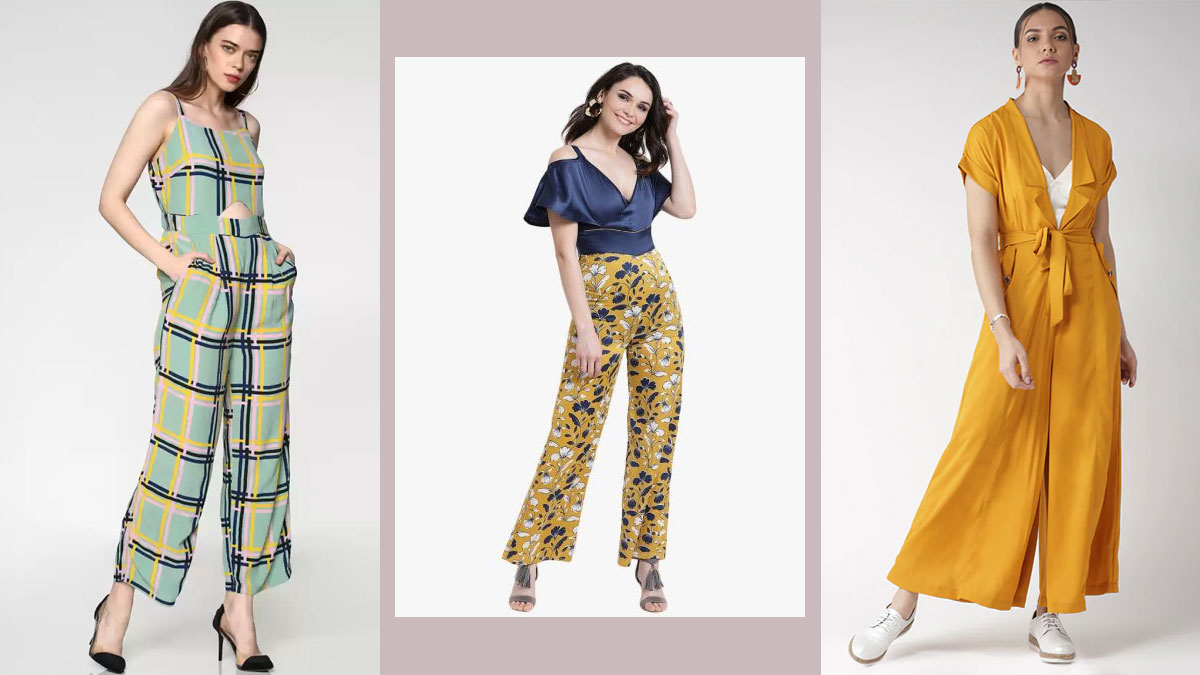 Different Kinds of Jumpsuits