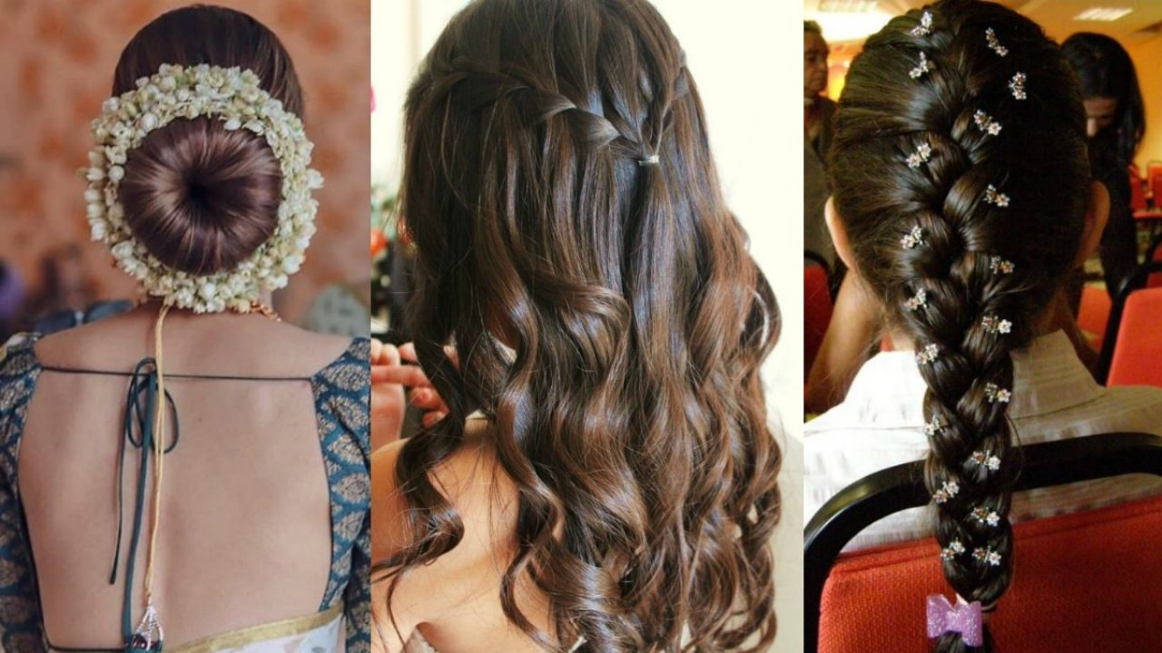 Different Hairstyles That Women With Round Face Can Try With