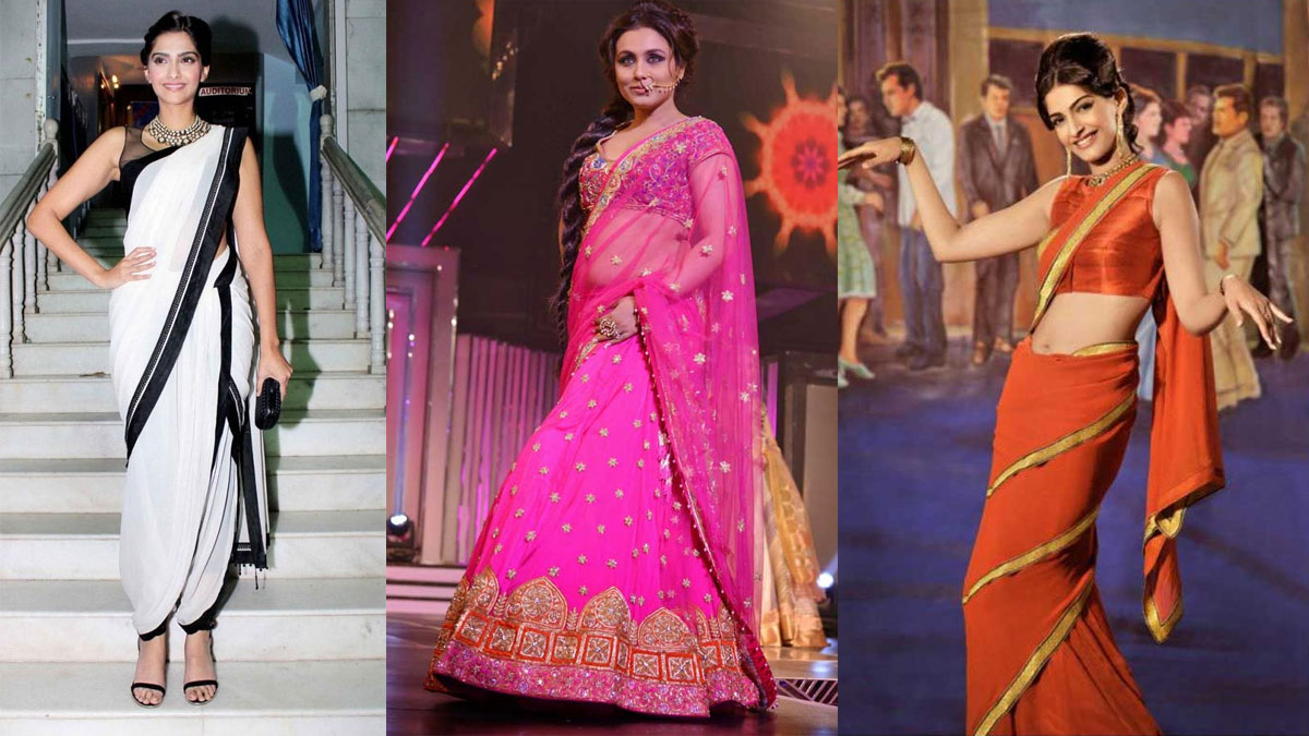 5 New Saree Wearing Styles for Parties Ideas from Bollywood