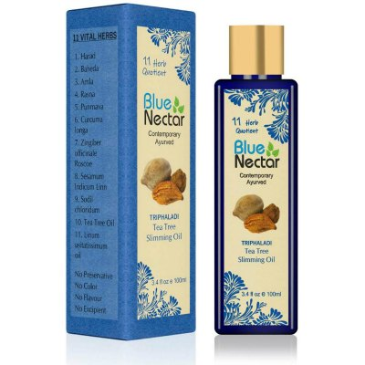 Blue Nectar Ayurvedic Slimming Oil
