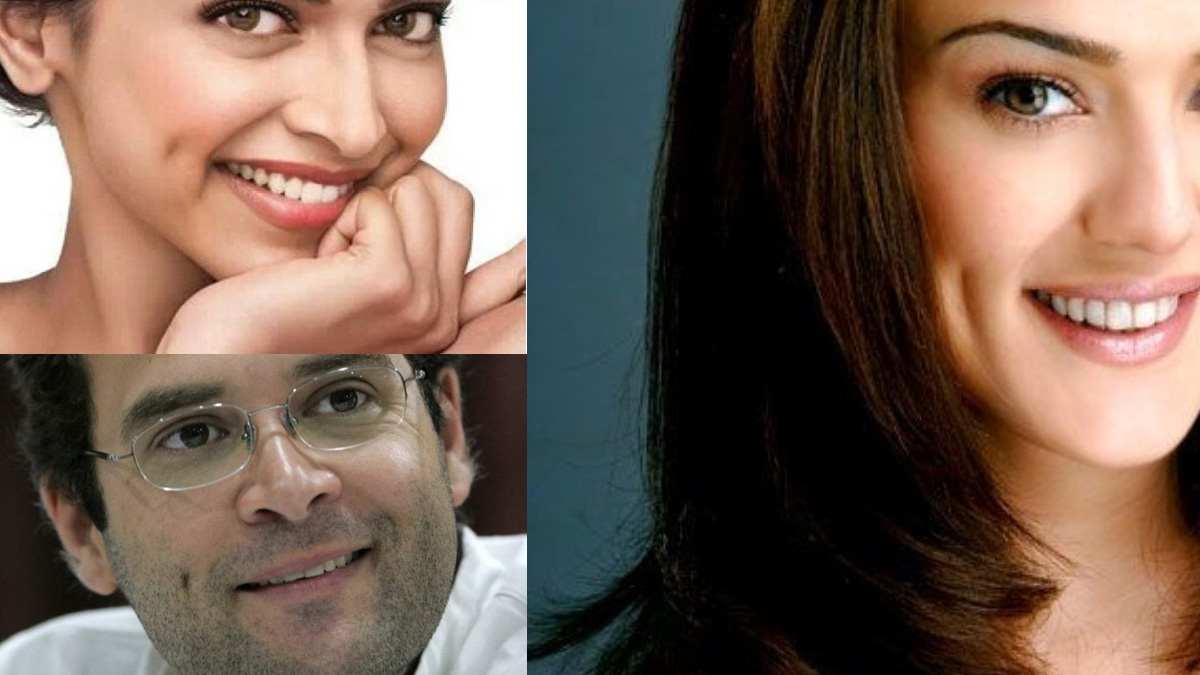 Indian Celebrities with Dimple Cheeks