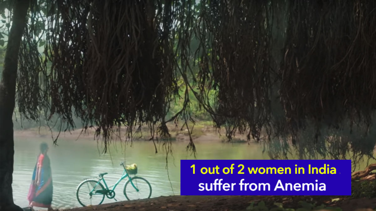 indian women suffer for anaemia