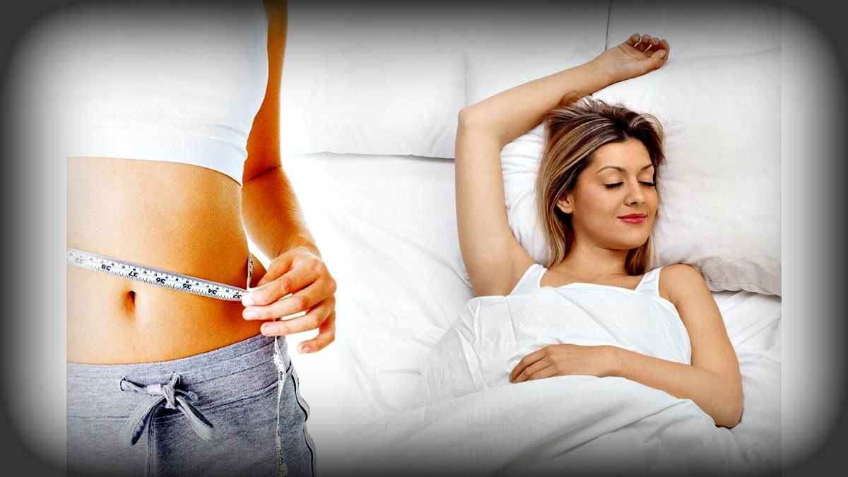 weight loss while sleeping