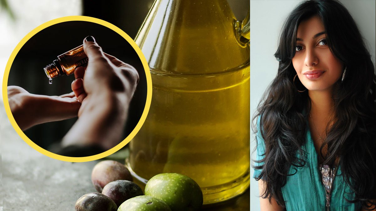 Use of castor oil for hair growth