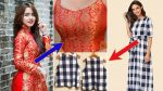 reuse your old kurti in 6 different ways?
