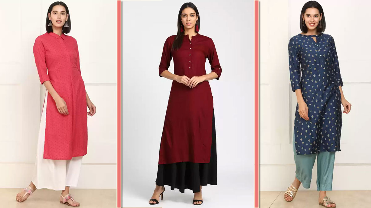 Kurtis on Sale between Rs.350 to Rs.650