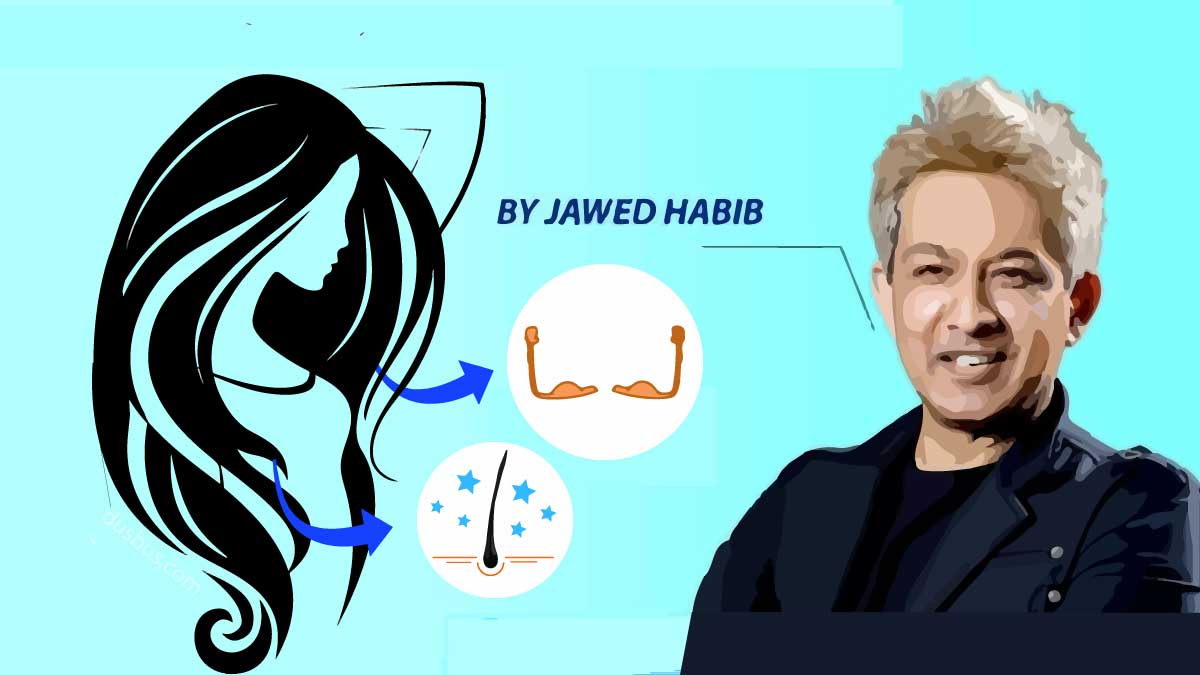 How to Keep Hair Fresh in Hot Weather - Jawed Habib