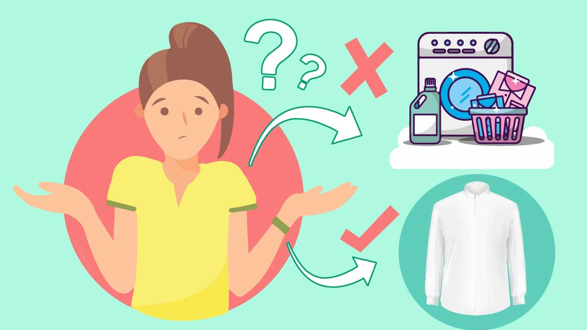 A Lady Worried About How To Wash Clothes Without Washing Machine