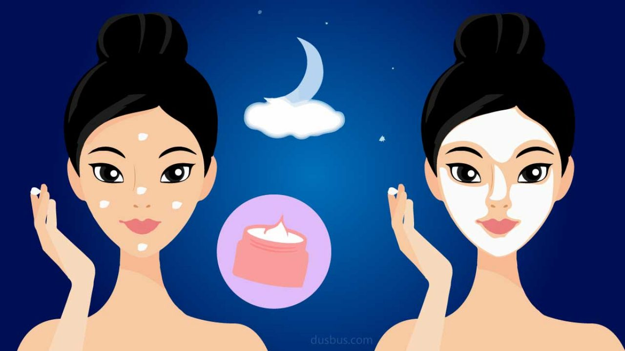 Night Skincare Routine: 6 Things to Do Before Bed