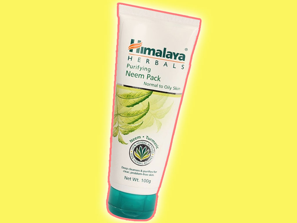 Himalaya Herbals Purifying Neem Face Pack For Glowing skin