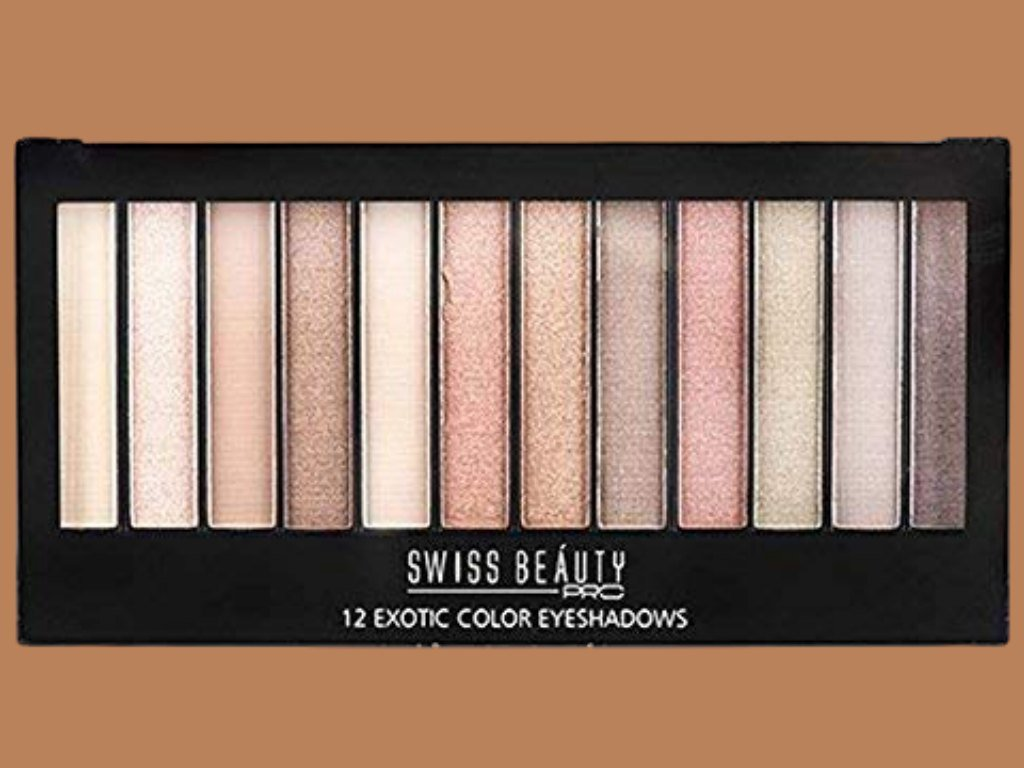 Swiss Beauty Pro Fearless Exotic Color