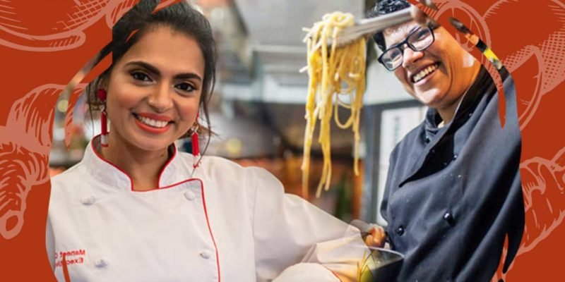 10 Indian Female Chefs Who Made The Nation proud