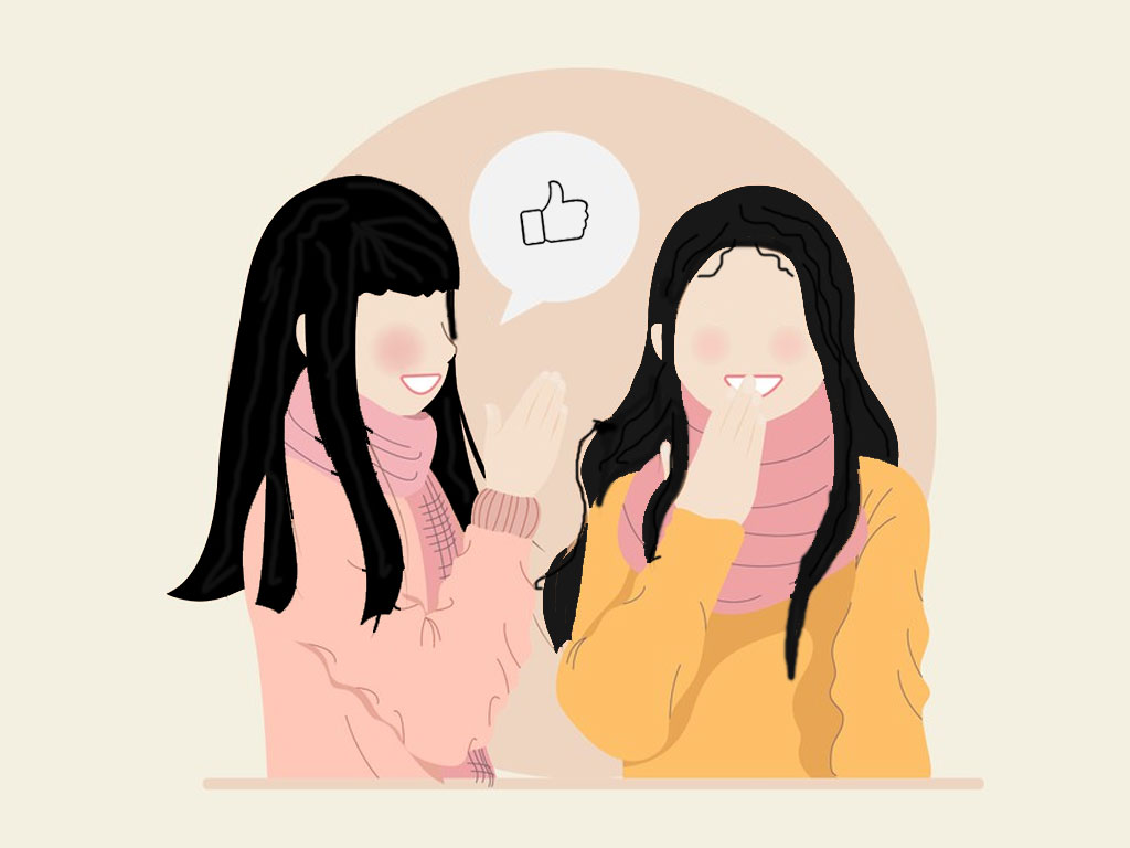 Share Thoughts With Your Friend
