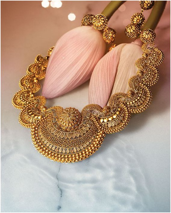 Jaipuri Necklace Set