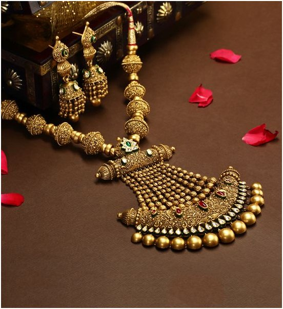Padmavati Necklace Set