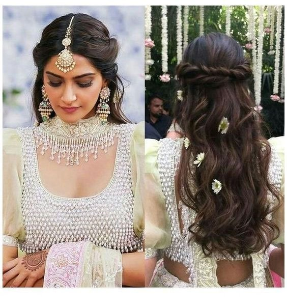 Hairstyle By Sonam Kapoor