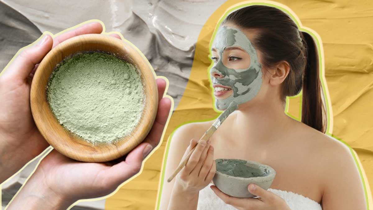 Clay Mask For Skin
